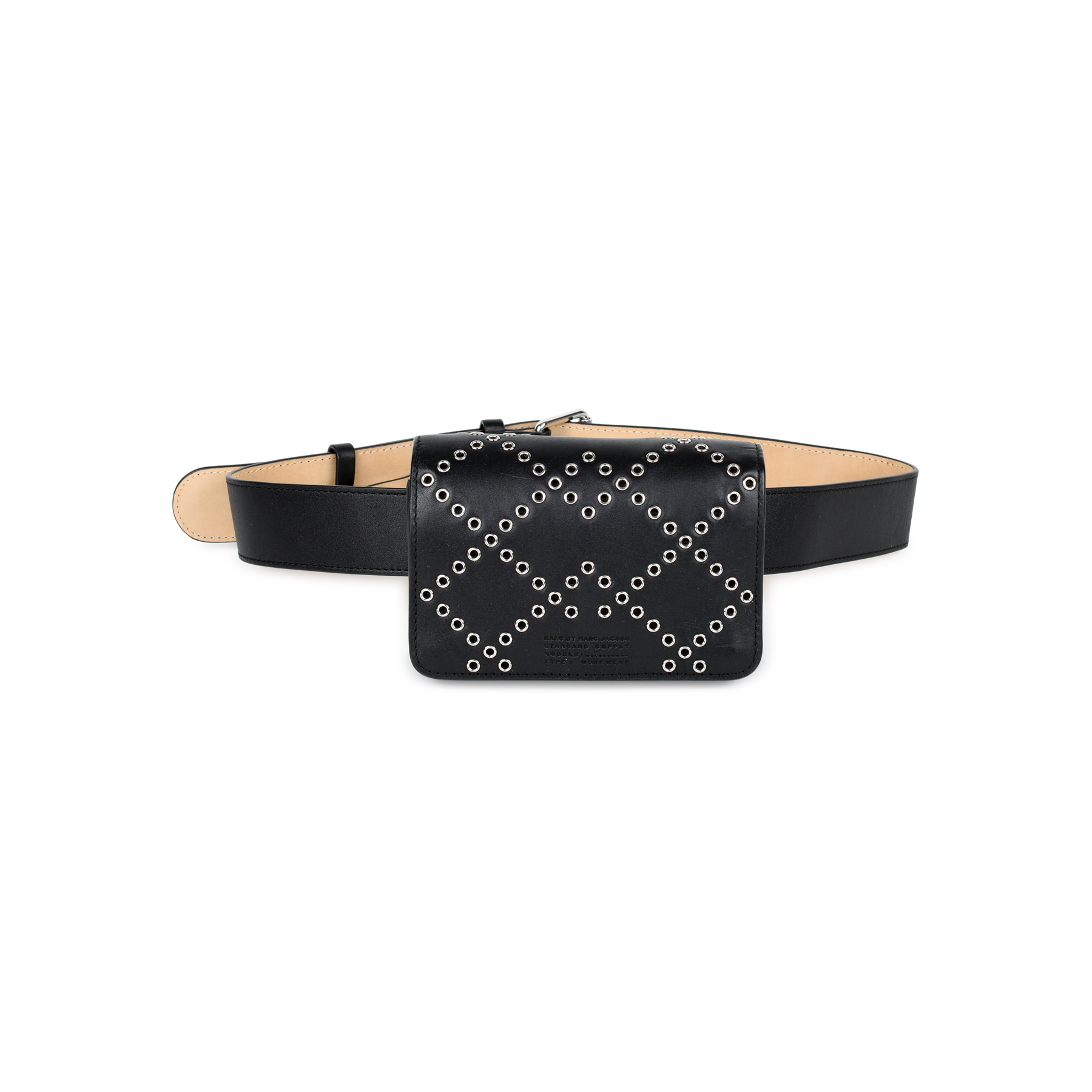 04483d774c66 Authentic Second Hand Marc by Marc Jacobs Quintana Cris Eyelet Belt Bag  (PSS-449-00006)