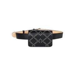 Quintana Cris Eyelet Belt Bag