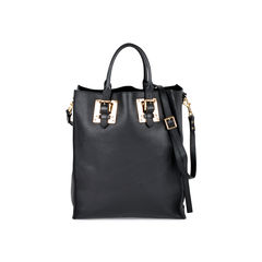 Soft Buckle Tote