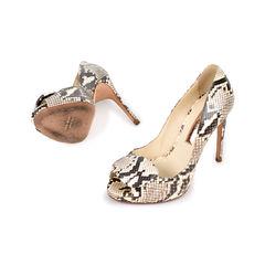 Rupert sanderson python peeptoe heels 2?1520229062