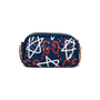Authentic Pre Owned Gucci GucciGhost GG Marmont Graffiti (PSS-143-00113) - Thumbnail 2