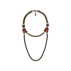 Collier Deux Rangs Necklace