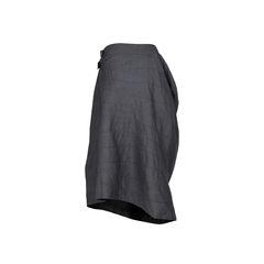 Junya watanabe belted waist maxi skirt 2?1520398914