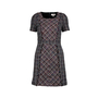 Authentic Second Hand Moiselle Checked Tweed Dress (PSS-387-00034) - Thumbnail 0