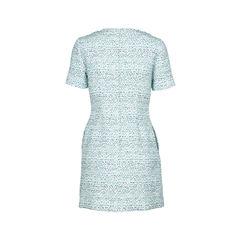 Moiselle tweed dress blue 2?1520407816