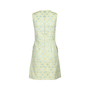 Authentic Second Hand Moiselle Embellished Jacquard Floral Dress (PSS-387-00038) - Thumbnail 1
