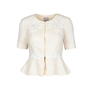 Authentic Second Hand Moiselle Cropped Jacket (PSS-387-00042) - Thumbnail 0