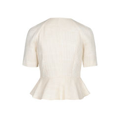 Moiselle cropped jacket neutral 2?1520408165