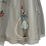 Authentic Second Hand RED Valentino Embroidered Tulle Skirt (PSS-387-00043) - Thumbnail 5
