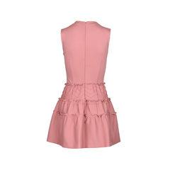 Red valentino ruffled tier dress 2?1520408272