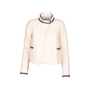 Authentic Pre Owned Chanel Cream Boucle Jacket (PSS-143-00117) - Thumbnail 0