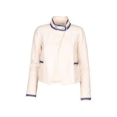 Cream Boucle Jacket
