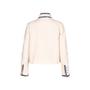 Chanel Cream Boucle Jacket - Thumbnail 1