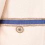 Chanel Cream Boucle Jacket - Thumbnail 2