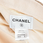 Authentic Pre Owned Chanel Cream Boucle Jacket (PSS-143-00117) - Thumbnail 3