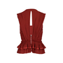 Authentic Second Hand Isabel Marant Cotton Gauze Grayton Top (PSS-143-00119) - Thumbnail 1
