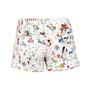 Gucci Printed Denim Shorts - Thumbnail 1