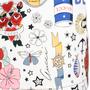 Gucci Printed Denim Shorts - Thumbnail 2