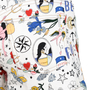 Gucci Printed Denim Shorts - Thumbnail 3