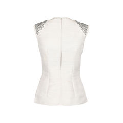 Alexander mcqueen stitched detail top 2?1520835839