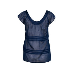 Miu miu pleat detail blouse 2?1520839095