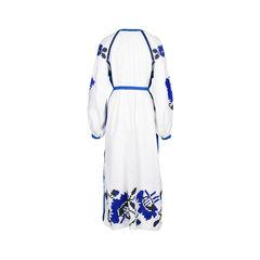 Vita kin tisa embroidered linen dress 2?1520840983