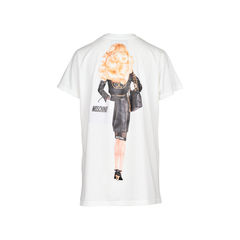 Moschino blond barbie t shirt 2?1520916678