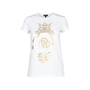 Authentic Second Hand Roberto Cavalli Gold Logo T-Shirt (PSS-200-01191) - Thumbnail 0