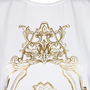 Authentic Second Hand Roberto Cavalli Gold Logo T-Shirt (PSS-200-01191) - Thumbnail 3