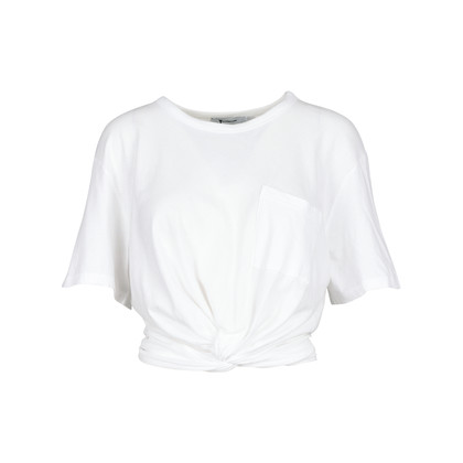 Authentic Second Hand T Alexander Wang Front Twist Tee (PSS-200-01193)