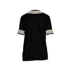Balmain diamante embellished top 2?1520917332