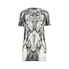 Abstract Printed T-Shirt