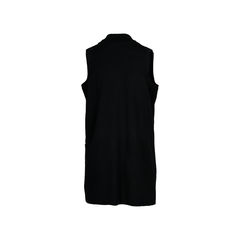 Alexander wang knitted suede open vest 2?1520922758