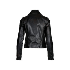 Chanel quilted leather jacket 2?1520923140