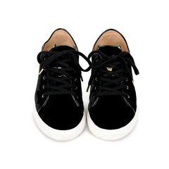 Velvet Purrrfect Sneakers