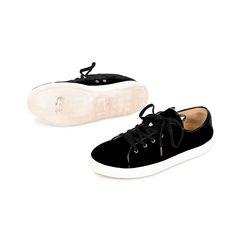 Charlotte olympia velvet purrrfect sneakers 7?1520924911