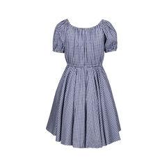 Caroline constas blue bardot off shoulder dress 2?1520926919