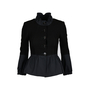 Authentic Second Hand Burberry Peplum Jacket (PSS-074-00099) - Thumbnail 0