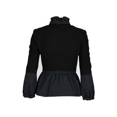 Burberry peplum jacket 2?1521003834