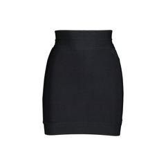 Stretch Mini Skirt