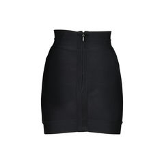 Herve leger stretched mini skirt 2?1521175989