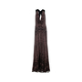 Authentic Second Hand Roberto Cavalli Reptile Print Gown (PSS-074-00105) - Thumbnail 0