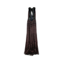 Authentic Second Hand Roberto Cavalli Reptile Print Gown (PSS-074-00105) - Thumbnail 1