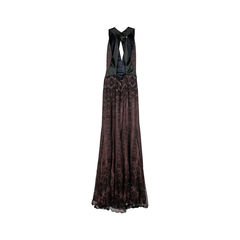 Roberto cavalli reptile print gown 2?1521176145