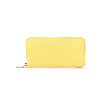 Authentic Second Hand Céline Zip Around Wallet (PSS-348-00011)