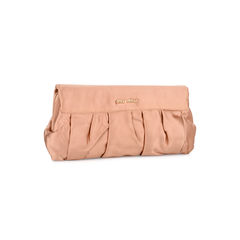 Miu miu pink satin evening clutch 2?1521441141