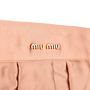 Authentic Second Hand Miu Miu Satin Evening Clutch (PSS-459-00003) - Thumbnail 4