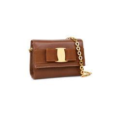 Salvatore ferragmo vara bow chain shoulder bag 2?1521513873