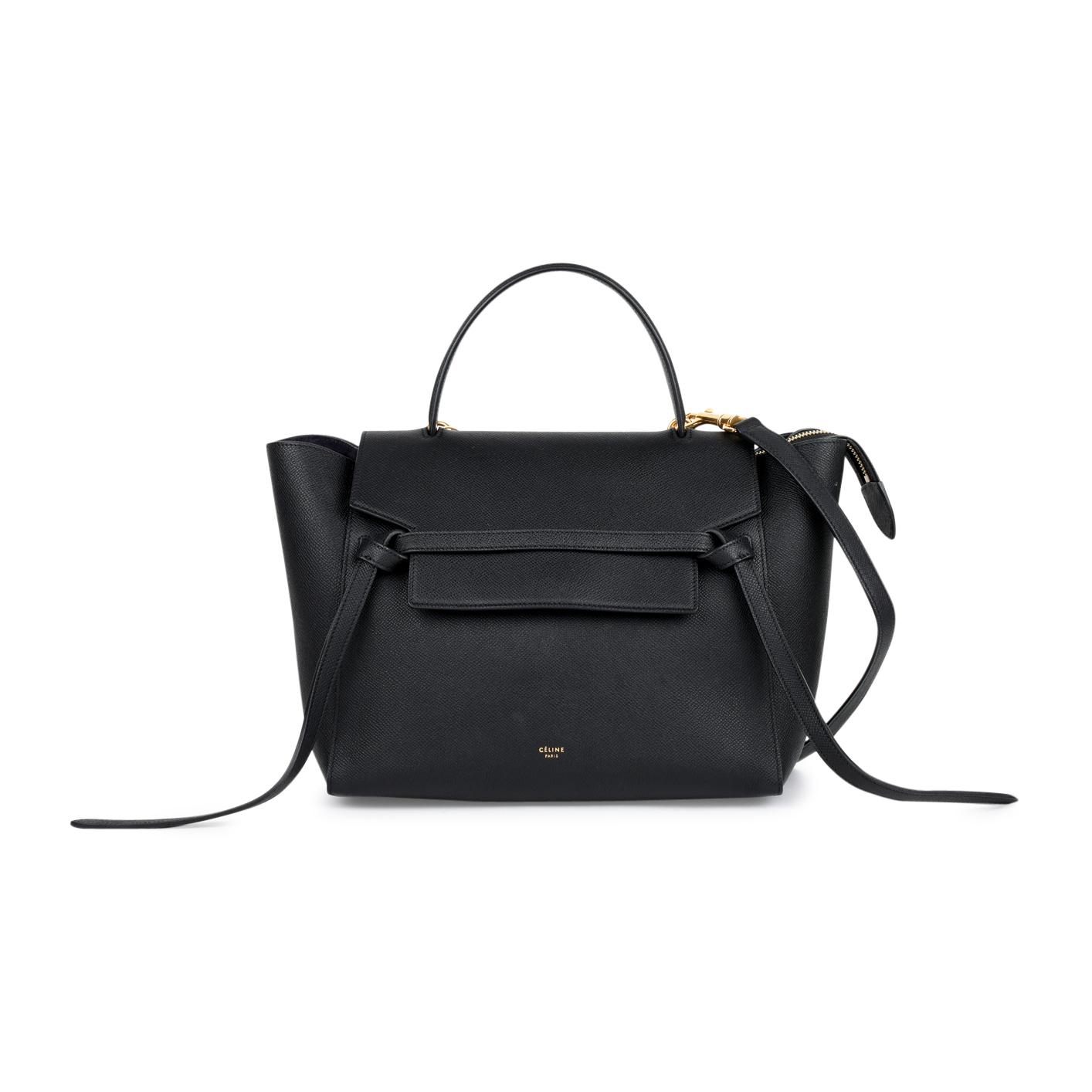 Authentic Second Hand Céline Belt Tote Bag (PSS-460-00002)  8dcfd5fec2a5c