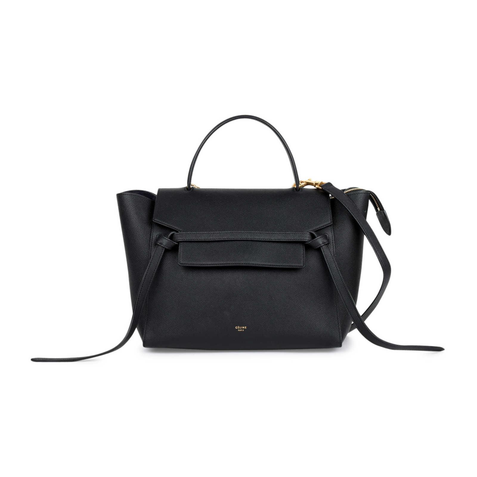 Authentic Second Hand Céline Belt Tote Bag (PSS-460-00002) - Thumbnail ... 0a3d5eccb864d